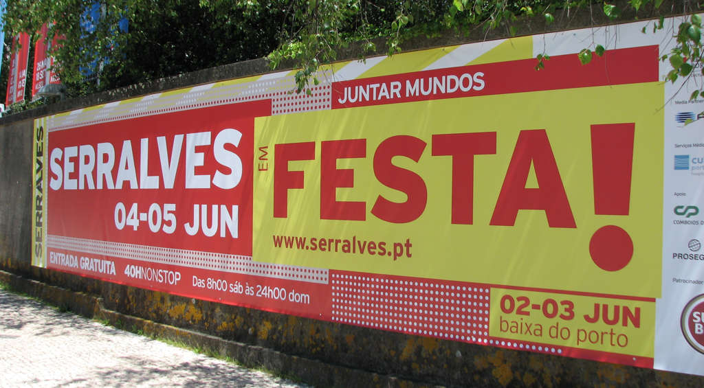 Serralves em Festa is zomerfestival in Porto